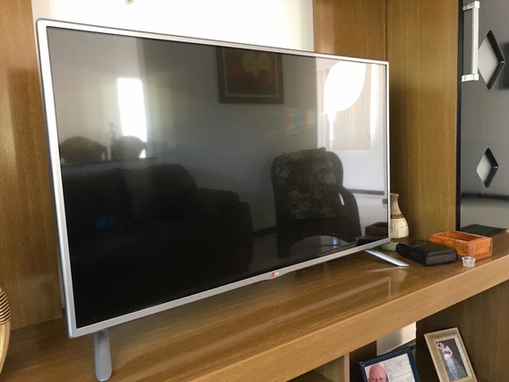 Tv Lg 42 Polegadas 42ly540s (display Quebrado)