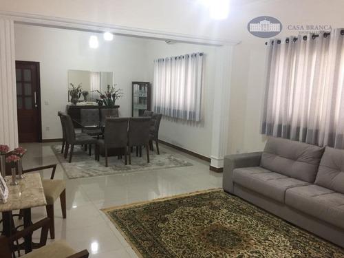 Imagem 1 de 30 de Bela Residência À Venda No Condomínio Mansour. - Ca0407