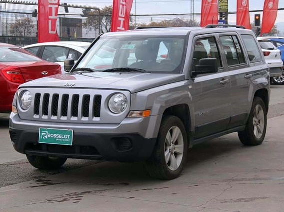 Jeep Patriot L 2017