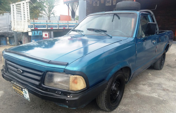 Carro Pick Up Ford Pampa Ano 1993 - Com Gnv