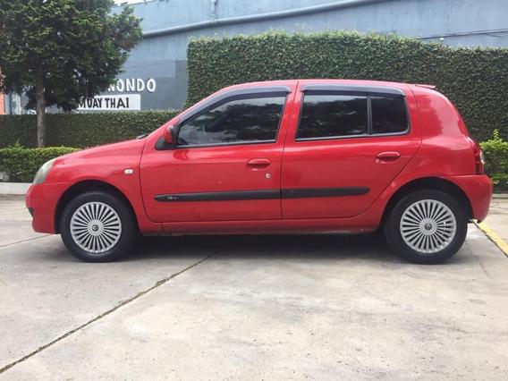 Renault Clio 1.6 16v Authentic Flex 2008