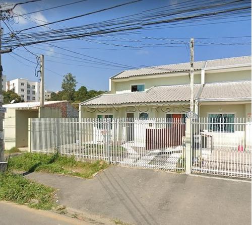 Sobrado Com 3 Dormitórios À Venda Com 89.69m² Por R$ 390.000,00 No Bairro Santo Antônio - São José Dos Pinhais / Pr - Eb+4011
