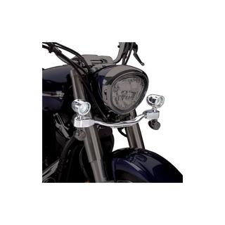 Show Chrome Accessories 63-623 Kit De Mini Barra Elíptica Pa