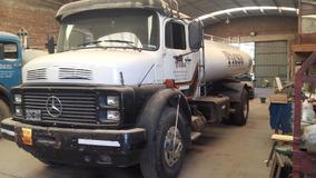 Camion Tanque Cisterna M.benz 1526 - Liquidamos