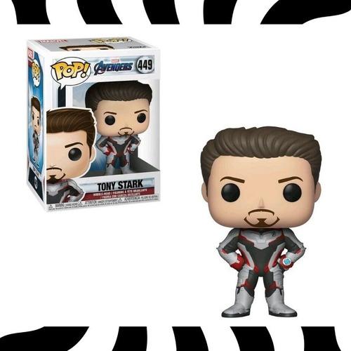 Funko Pop! Tony Stark - Pop! Avengers #449 Kemuñecos