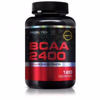 Bcaa 2400 120 Tabletes Probiotica