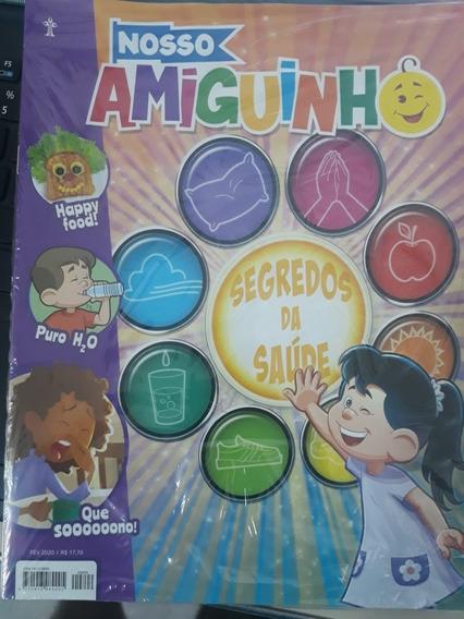 Revistas Nosso Amiguinho Edição Fevereiro E Março 2020