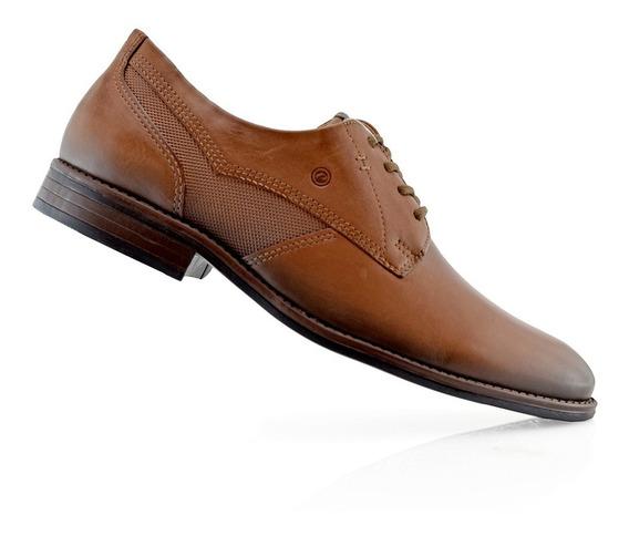 Zapatos Hombres Cuero Vestir 124551-02 Pegada Luminares
