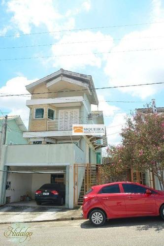 Casa Residencial À Venda, Jardim Vila São Domingos, Sorocaba. - Ca0916