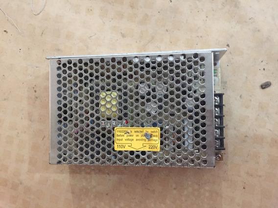 Fonte Chaveada Mw Mod S-50-12-120/240v P/12v-4,2a