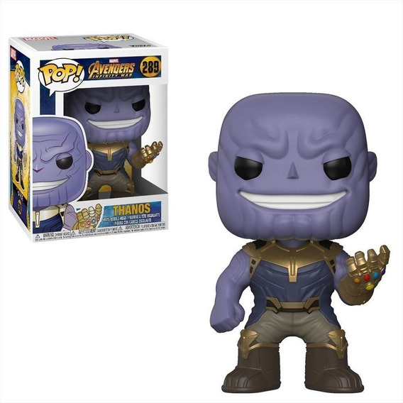 Funko Pop! Marvel - Thanos 289