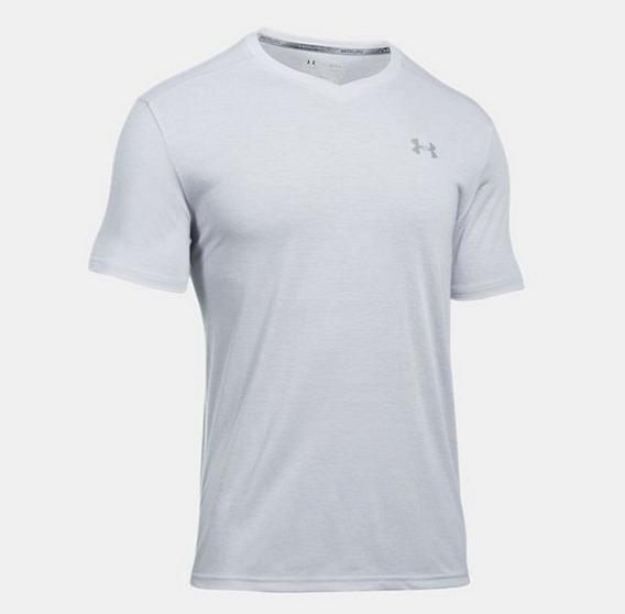 Camiseta Under Armour Threadborne Streaker V-neck