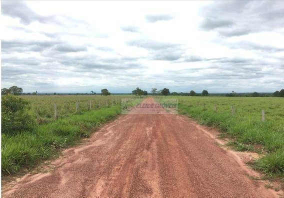 Fazenda À Venda, 16520000 M² Por R$ 21.125.000 - Vila Aparecida - Poconé/mt - Fa0140