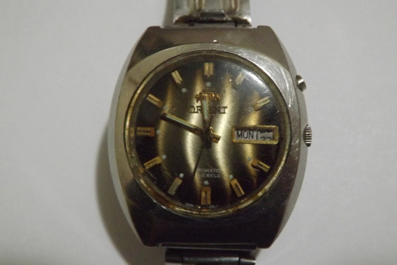 Antigo Relogio Orient Automatic 21 Jewels