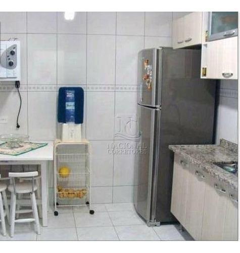 Imagem 1 de 22 de Sobrado À Venda, 158 M² Por R$ 550.000,00 - Bangu - Santo André/sp - So0782