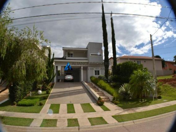 Casa A Venda No Reserva Da Serra Em Jundiaí - Ca01351 - 33949984