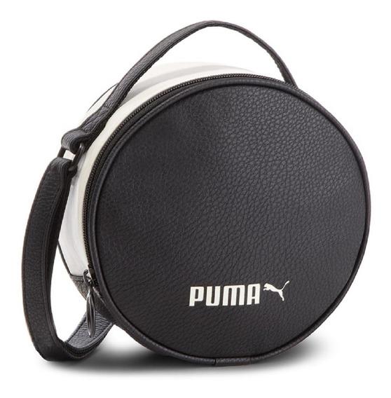 Bolsa Tiracolo Puma Prime Classics Round Pequena Original