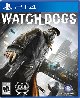 Watch Dogs Ps4 - Fisico - Sellado / Mipowerdestiny