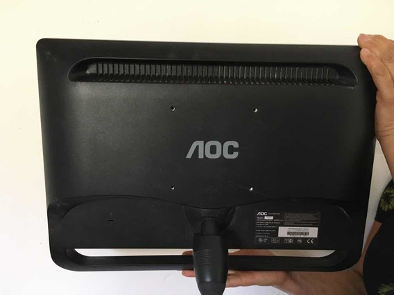 Tela De Pc- Monitor De Computador Aoc