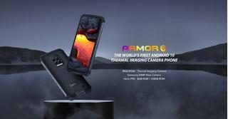 Celular Smartphone Ulefone Armor 9 64mp Bat 6600 Android 10