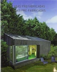 Livro Casas Pré-fabricadas - Ed. Ilusbooks