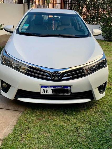 Toyota Corolla 1.8 Xei Cvt Pack 140cv 2016