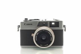 Câmera Analógica De Telêmetro Canonet 28