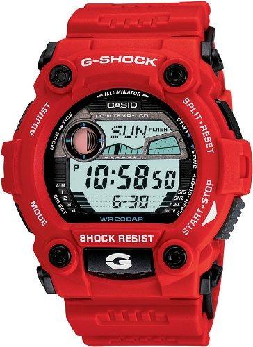 Reloj Rescate G7900a 4-g-choque De Casio Hombre Digital De