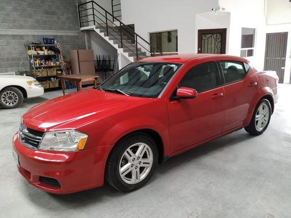 Dodge Avenger 2012 Sxt Aut