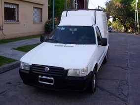 Fiat Fiorino Furgon 1.3 Fire 2008