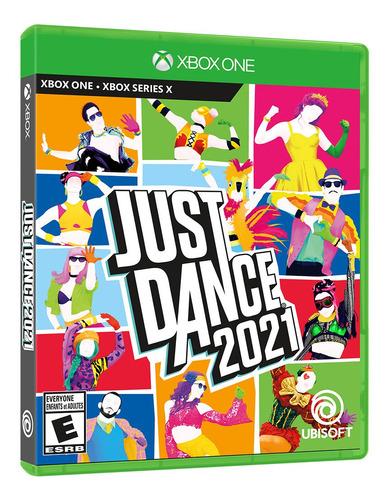 Imagen 1 de 6 de Just Dance 2021 Xbox One Juego Fisico Nuevo Sellado