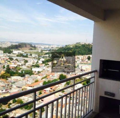 Excelente Apartamento À Venda Em Barueri - Condomínio Parque Barueri - Ap2560