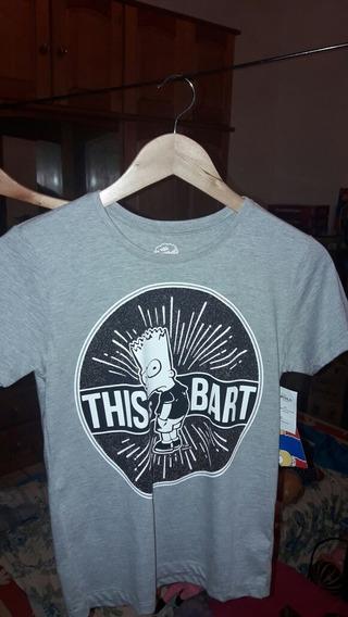 Camisa Bart The Simpsons Original.