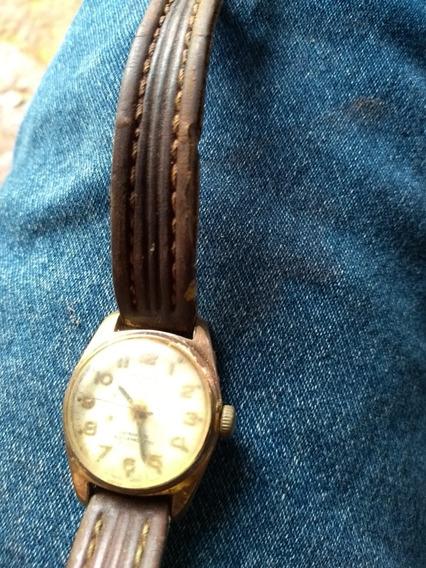 Antigo Relógio Suíço Borea 17 Jewels