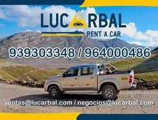 Alquiler De Camionetas 4x4, Camiones, Buses - Cerro De Pasco