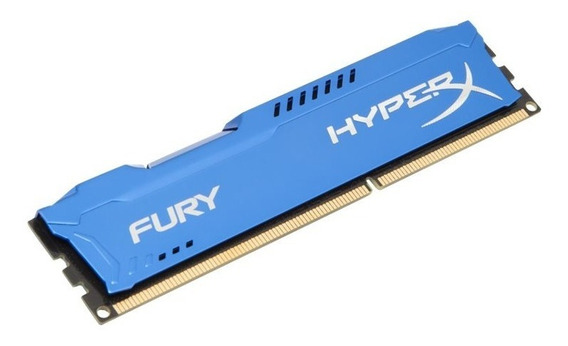 Memoria Ram 8g Kingston 1333 Hyperx Fury Ddr3 Op