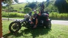 Triciclo Atman Falcon - 2009 - R$ 23.000,00