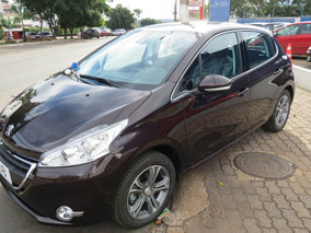 Peugeot 208 Griffe 1.6 16v - Flex - Manual - 2013/2014