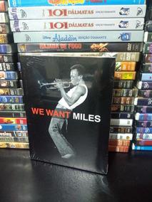 Box Dvd+2cd Miles Davis We Want Miles Novo Lacrado Original
