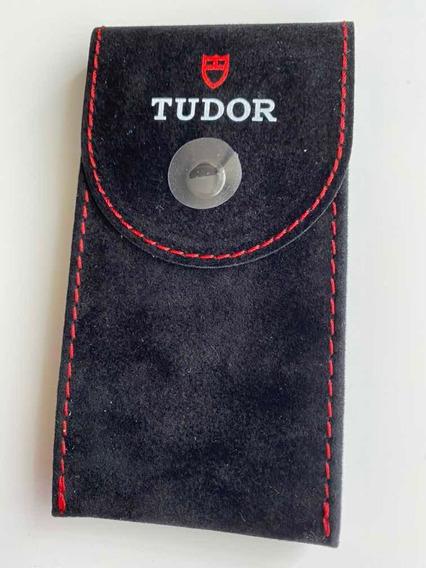Estuche Tudor De Viaje Para Relojes