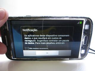 Samsung Galaxy S3 Duos Gt-i8262b Funcionando Ler Ver Fotos