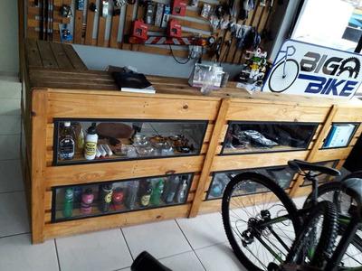 Vendo Loja De Bicicletas Com Oficina