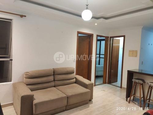 Apartamento Mobiliado, Com 2 Dormitórios Em Balneário Camboiú! - 5593_1