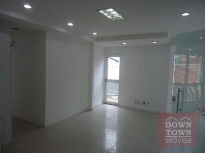 Downtown Sala À Venda, 120 M² Por R$ 790.000 - Barra Da Tijuca - Rio De Janeiro/rj - Sa0283