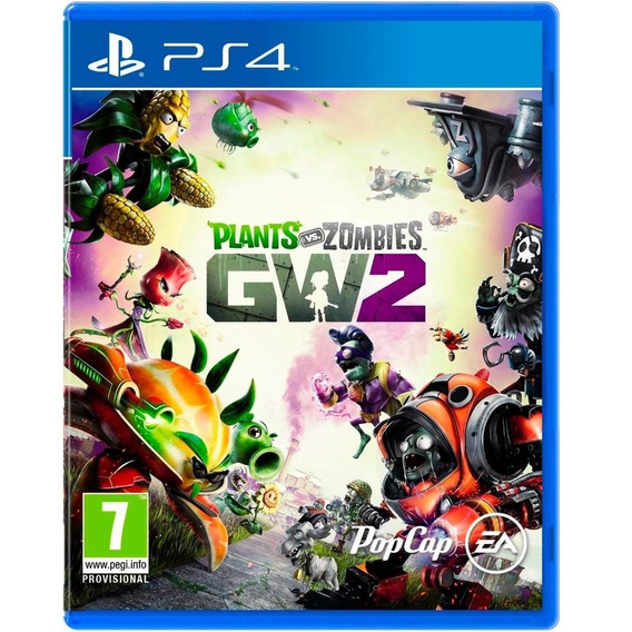Plants Vs Zombies Garden Warfare 2 Ps4 Disco Fisico Novo
