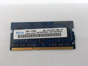 Memoria-2gb-ddr3-seda-original-notebook Rv411 Rv419 Rv420