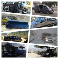 Arriendo Buses,minibuses Viajes Especiales, Empresas, Turism