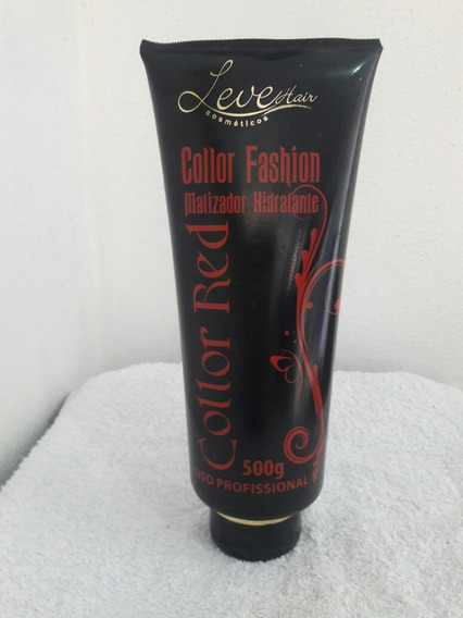 Matizador Vermelho 500ml Leve Hair