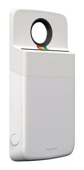 Moto Snap Polaroid + Pack 280 Unidades De Papel