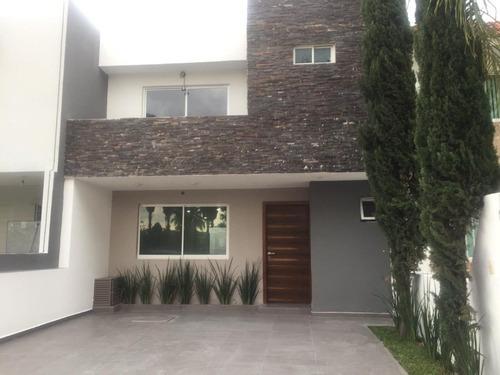 Preciosa Casa En Coto Privado Viveros Del Valle